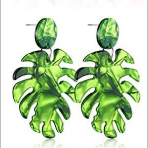 ❗️2/$25❗️ Tropical Fun Acrylic Earring